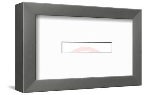 Global-Pop Ink - CSA Images-Framed Art Print