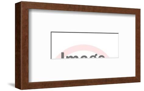 Rope-Pop Ink - CSA Images-Framed Art Print