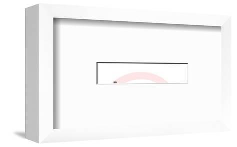 Punch-Pop Ink - CSA Images-Framed Art Print