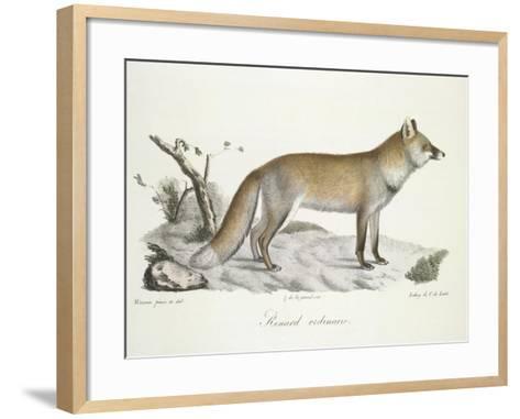 A Fox-Werner-Framed Art Print