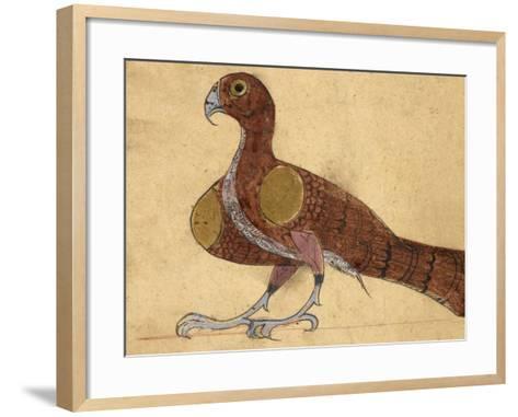 Eagle-Aristotle ibn Bakhtishu-Framed Art Print