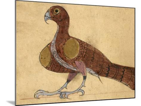 Eagle-Aristotle ibn Bakhtishu-Mounted Giclee Print