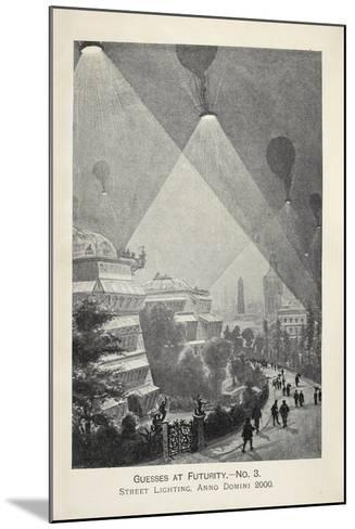 The Pall Mall Magazine--Mounted Giclee Print