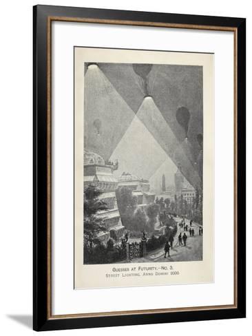 The Pall Mall Magazine--Framed Art Print