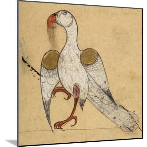 Egyptian Vulture-Aristotle ibn Bakhtishu-Mounted Giclee Print
