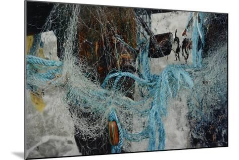 Fishing Nets Tangled Together-Fay Godwin-Mounted Giclee Print