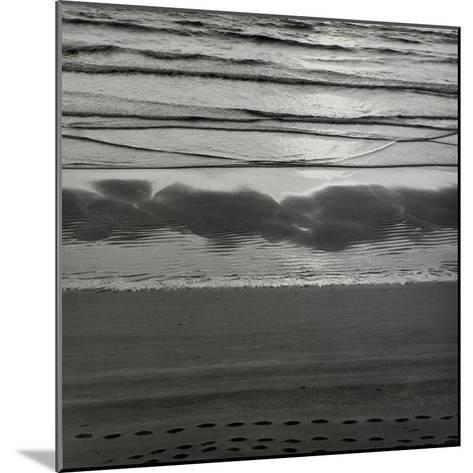 Waves Breaking On Shore-Fay Godwin-Mounted Giclee Print