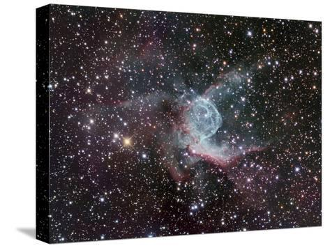 NGC 2359, Thor's Helmet in Canis Major-Stocktrek Images-Stretched Canvas Print