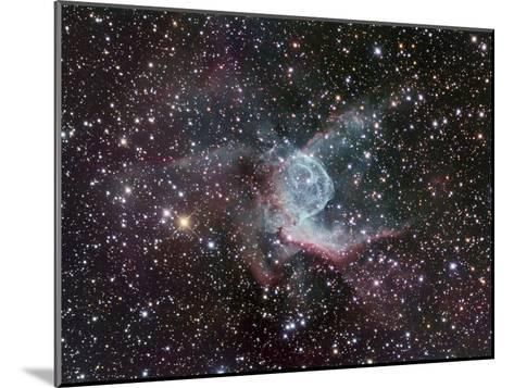NGC 2359, Thor's Helmet in Canis Major-Stocktrek Images-Mounted Photographic Print
