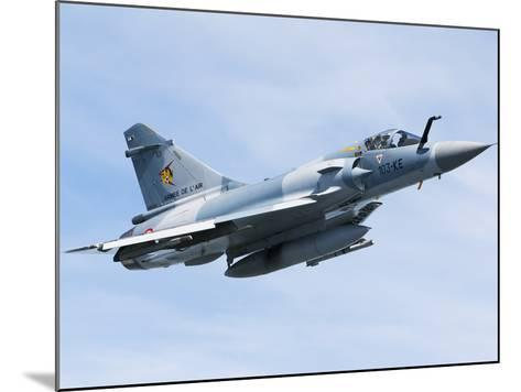 Mirage 2000C of the French Air Force-Stocktrek Images-Mounted Photographic Print