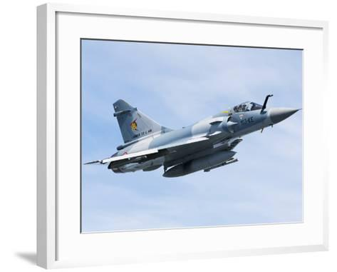 Mirage 2000C of the French Air Force-Stocktrek Images-Framed Art Print