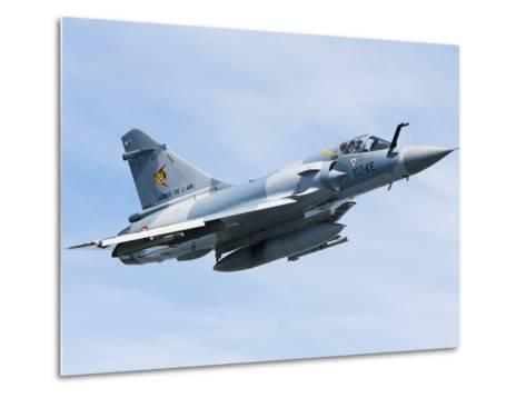 Mirage 2000C of the French Air Force-Stocktrek Images-Metal Print