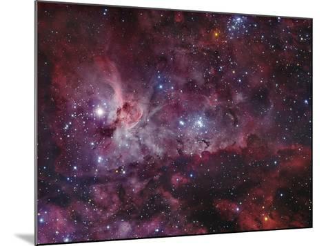 NGC 3372, the Eta Carinae Nebula-Stocktrek Images-Mounted Photographic Print