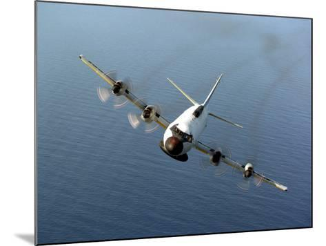 Front View of An EP-3E Orion Aircraft-Stocktrek Images-Mounted Photographic Print