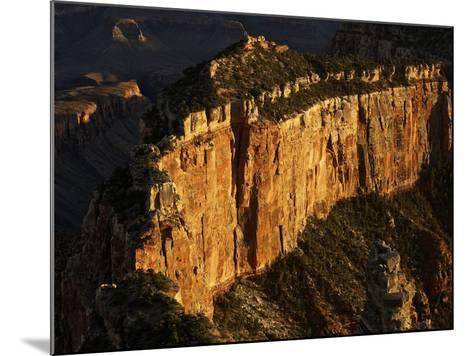 Wotan's Throne, Grand Canyon National Park, Arizona-Stocktrek Images-Mounted Photographic Print