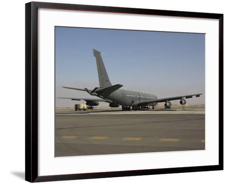 A Boeing 707 Re'em of the Israeli Air Force-Stocktrek Images-Framed Art Print
