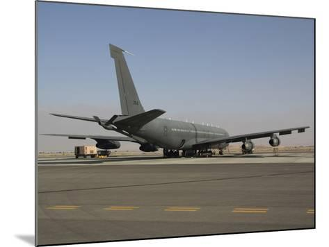 A Boeing 707 Re'em of the Israeli Air Force-Stocktrek Images-Mounted Photographic Print