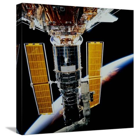 Hubble Space Telescope-Stocktrek Images-Stretched Canvas Print