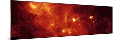Milky Way Galaxy-Stocktrek Images-Mounted Photographic Print