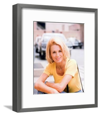 Angie Dickinson - Police Woman--Framed Art Print