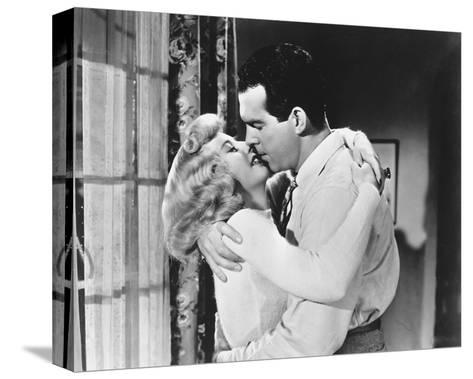 Double Indemnity--Stretched Canvas Print