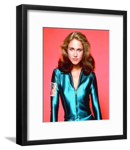 Erin Gray - Buck Rogers in the 25th Century--Framed Art Print