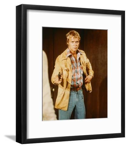 David Soul - Starsky and Hutch--Framed Art Print