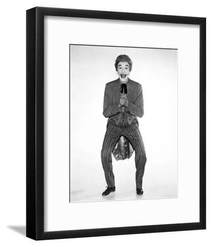 Cesar Romero--Framed Art Print
