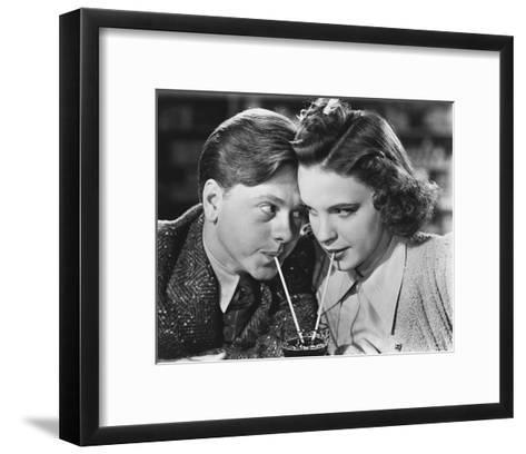 Babes in Arms--Framed Art Print