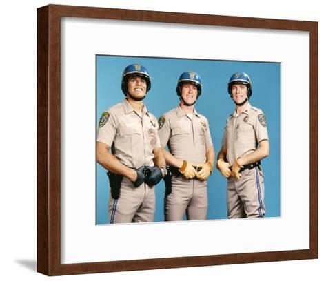 CHiPs--Framed Art Print