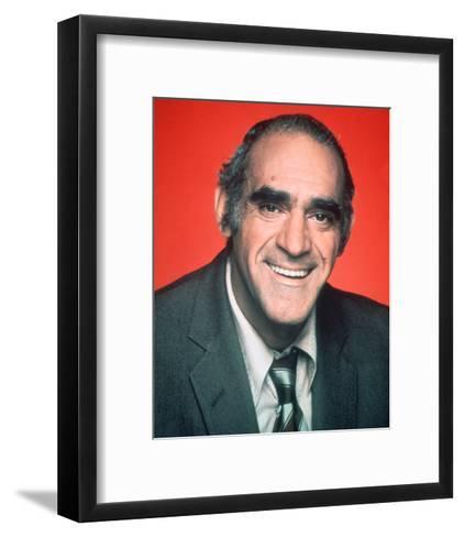 Abe Vigoda - Barney Miller--Framed Art Print
