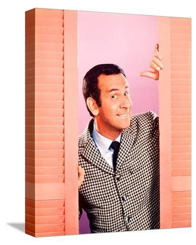Don Adams - Get Smart--Stretched Canvas Print