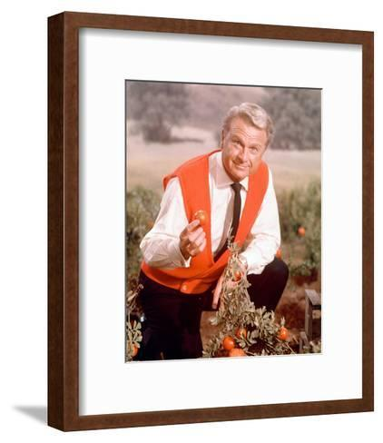 Eddie Albert - Green Acres--Framed Art Print