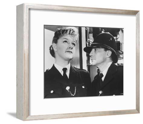 Carry On, Constable--Framed Art Print