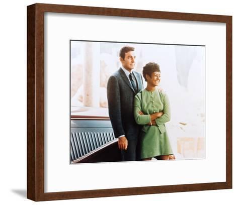 Mannix--Framed Art Print