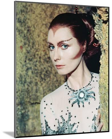 Catherine Schell - Space: 1999--Mounted Photo