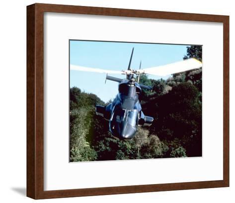 Airwolf--Framed Art Print
