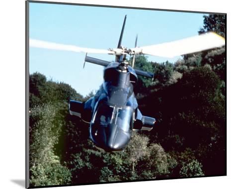 Airwolf--Mounted Photo