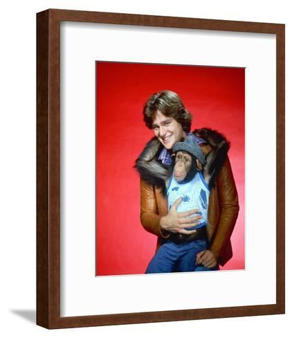 BJ and the Bear--Framed Art Print