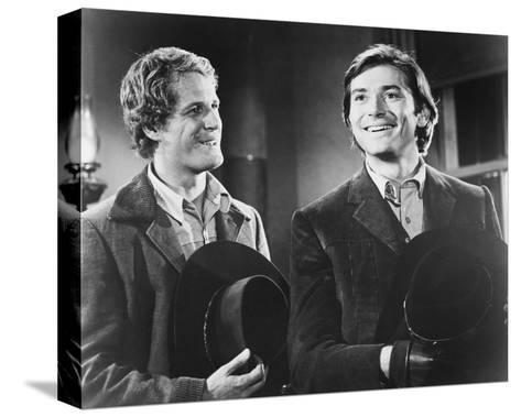 Alias Smith and Jones--Stretched Canvas Print