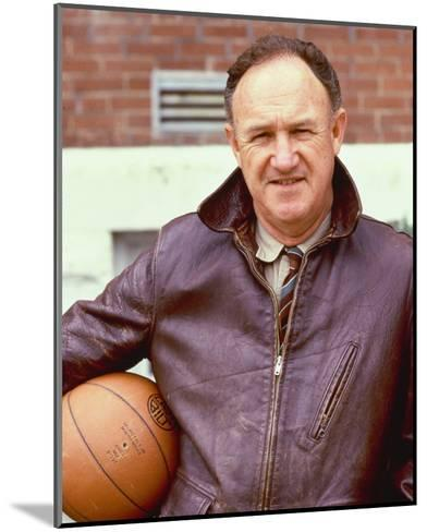 Gene Hackman - Hoosiers--Mounted Photo