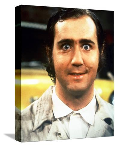 Andy Kaufman - Taxi--Stretched Canvas Print