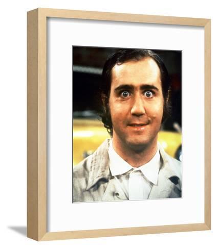 Andy Kaufman - Taxi--Framed Art Print