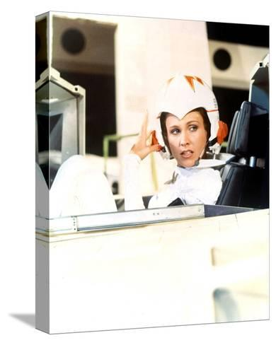 Erin Gray - Buck Rogers in the 25th Century--Stretched Canvas Print