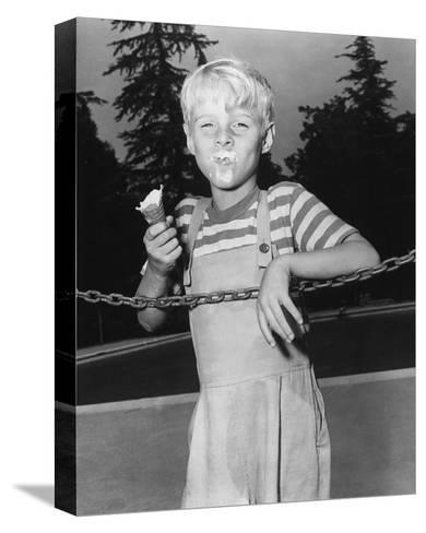 Dennis the Menace--Stretched Canvas Print