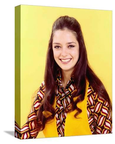 Angela Cartwright - Lost in Space--Stretched Canvas Print