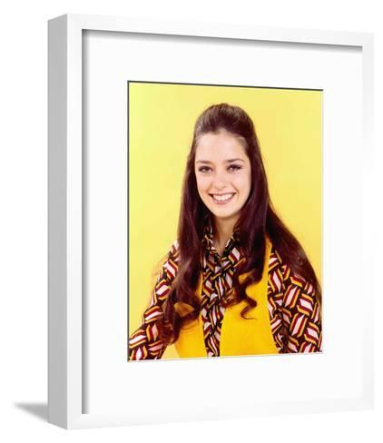 Angela Cartwright - Lost in Space--Framed Art Print