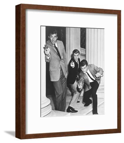 77 Sunset Strip--Framed Art Print