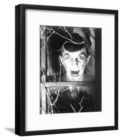 Dark Shadows--Framed Art Print