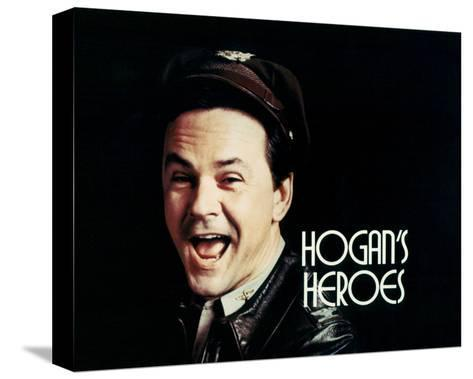 Hogan's Heroes--Stretched Canvas Print